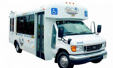 Le transport adapté et le collectif facilités pour vous rendre aux urnes !
