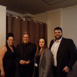 Daniel Blais honoré par la CCIBA