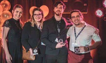 Des étudiants et étudiantes du Cégep à Joliette remportent une 2e position lors de la compétition Hermès!