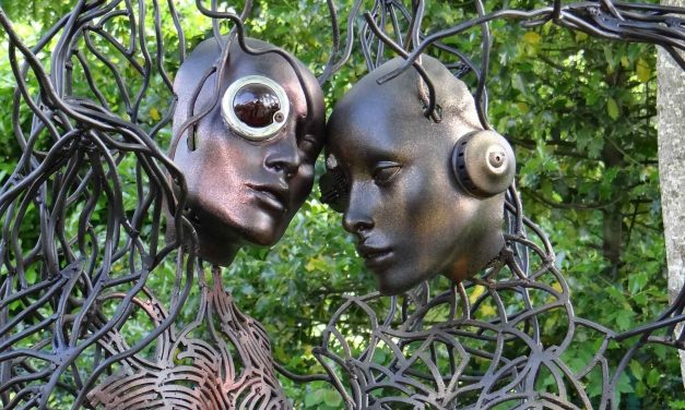 Conférence : L'art contemporain au jardin avec Francyne Lord