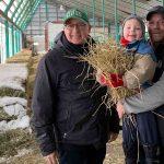 Yves Perron souligne le Jour de l'agriculture