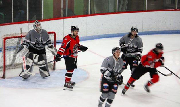 La série est égale 2-2 entre les Loups et le Hockey Expert
