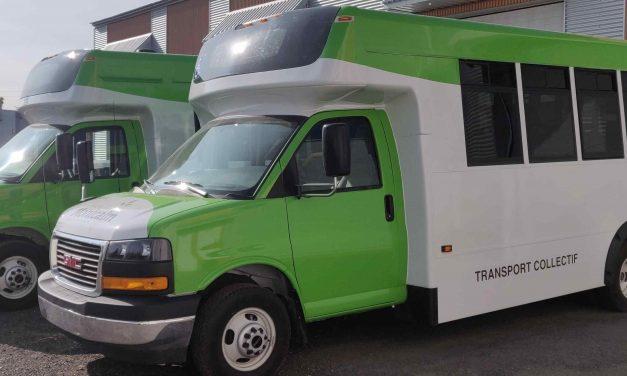 Une année exceptionnelle pour le service des transports