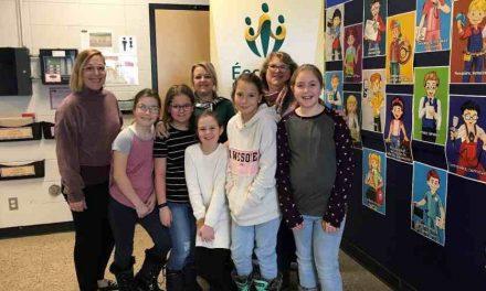 Projet SOS AIDE à l'école primaire des Prairies