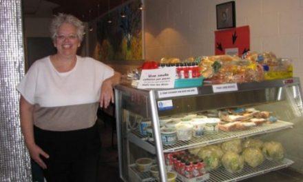 Un frigo libre-service à l'Envol de Joliette