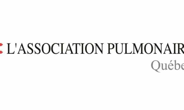 Prochaine rencontre du groupe d'entraide de l'Association pulmonaire du Québec