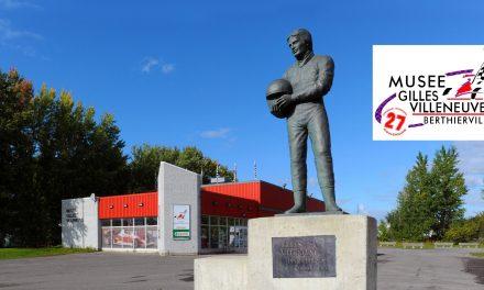 COVID-19 – Le musée Gilles-Villeneuve demeure ouvert