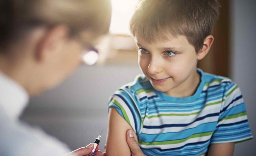 Votre enfant commencera la maternelle en septembre 2021? Vaccin de rappel préscolaire