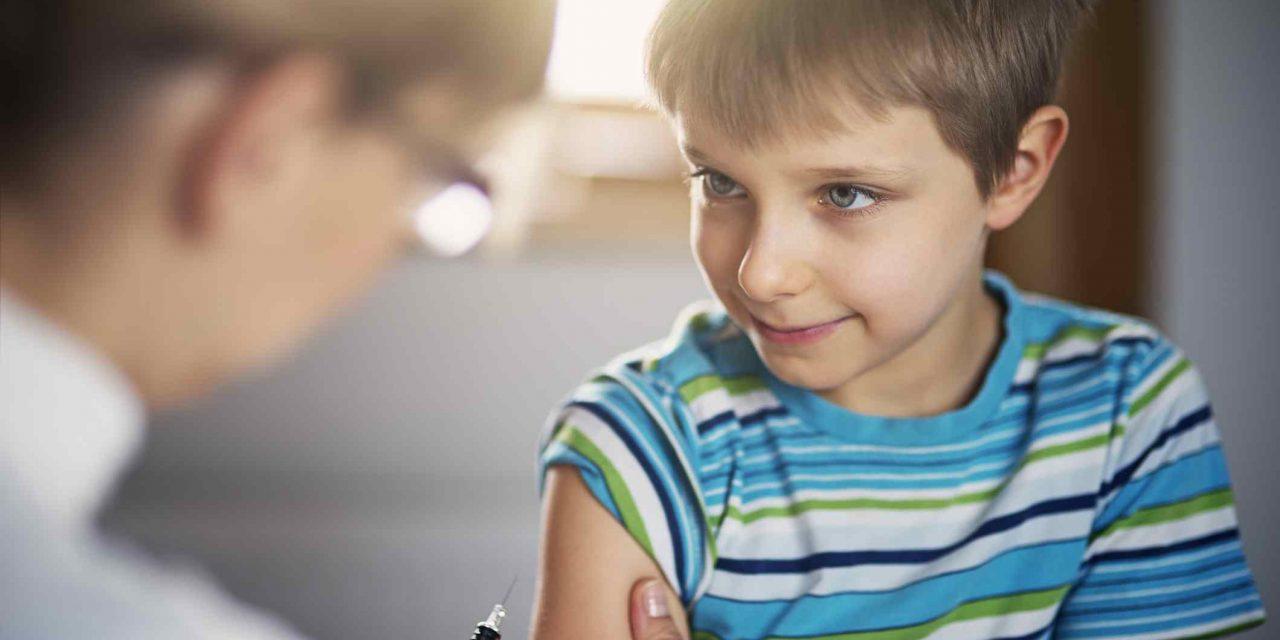 Reprise de la vaccination préscolaire