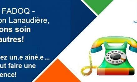 Une nouvelle chaîne téléphonique solidaire