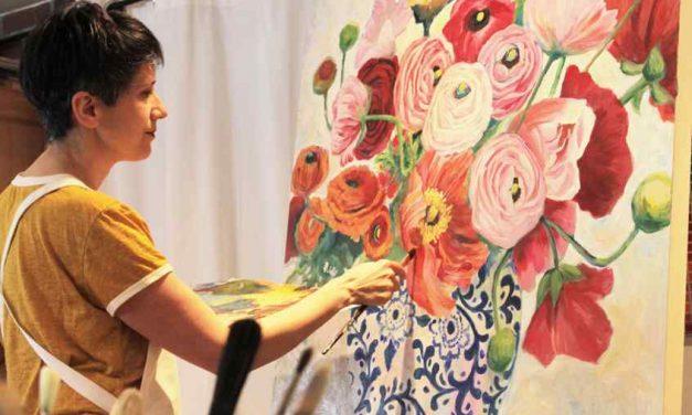 Une célébration des femmes tout en couleur ce printemps à la Bibliothèque Rina-Lasnier