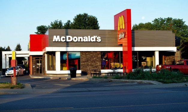 Un cas de COVID-19 au McDonald's de Joliette