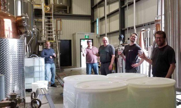 La Distillerie Grand Dérangement fait sa part pour la situation de la COVID-19