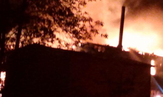 Notre-Dame-de-Lourdes : une résidence détruite par un incendie