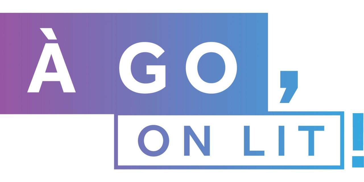 À GO, on lit ! un mouvement positif autour du plaisir de lire pour les jeunes du Québec.