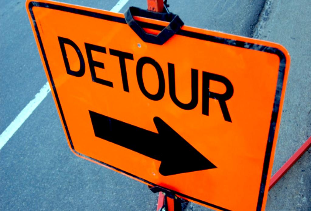 Travaux d'asphaltage à Lanoraie et Berthierville : Fermeture complète de l'autoroute 40