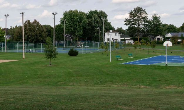 Début de projets dans plusieurs parcs de Joliette
