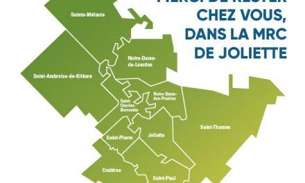 Les écoles et les garderies de la MRC de Joliette resteront fermées jusqu'au 19 mai