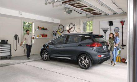 La Chevrolet Bolt EV 2020 100% électrique
