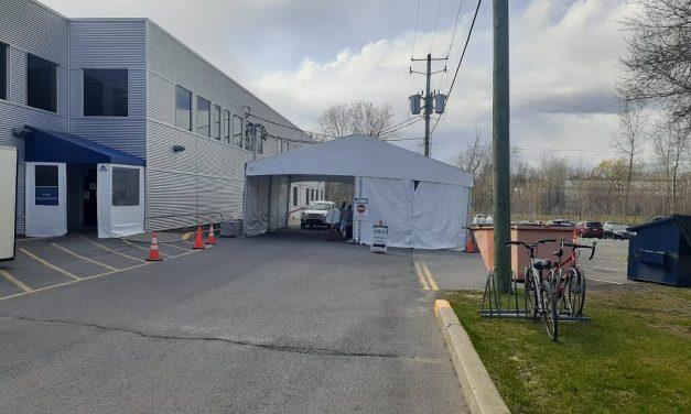 Deux cliniques de dépistage de la COVID-19 accessibles à la population de Lanaudière