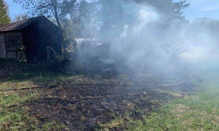 Plusieurs feux de broussailles dans Lanaudière