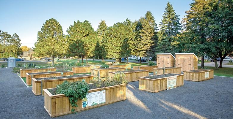 Ouverture des jardins communautaires confirmée!