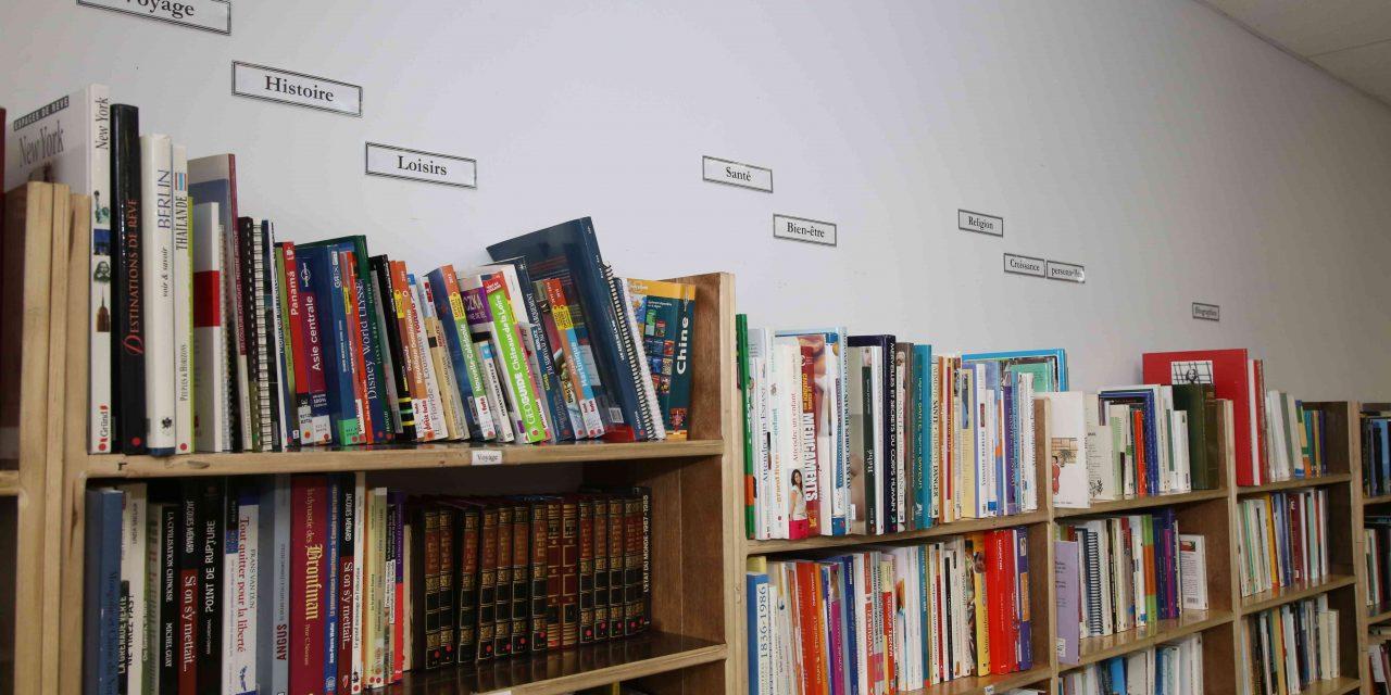 Vente d'écoulement de livres pour tout le mois de juin
