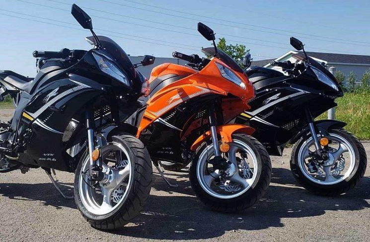 Scooters Venom motosport 49cc