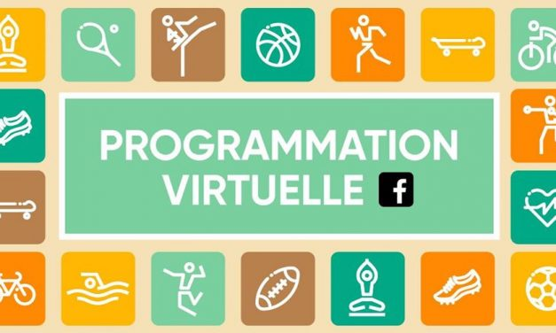 Une programmation virtuelle pour le mois de mai à Joliette!