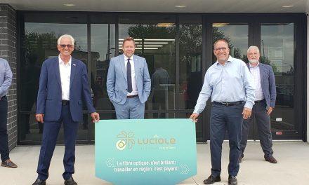 Régions branchées du Ministère de l'Économie et de l'innovation : LUCIOLE sélectionnée pour une importante aide financière !