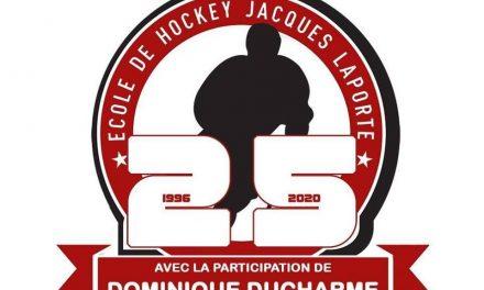 L'école de hockey Jacques Laporte aura bel et bien lieu