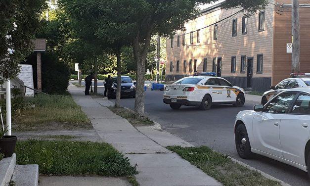 Intervention policière pour un homme barricadé à Joliette
