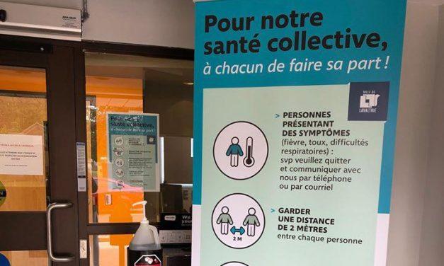 Covid-19 –  Une campagne d'affichage pour sensibiliser les citoyens à leurs responsabilités individuelles