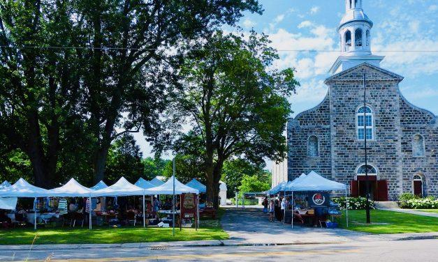 Retour du Marché fermier cet été à Saint-Norbert!