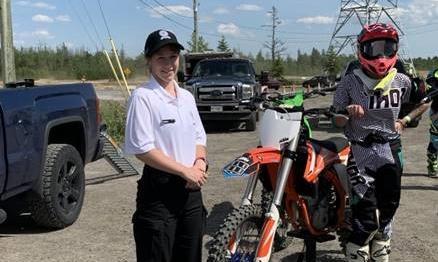 Les cadets de la Sûreté du Québec en mode prévention dans Lanaudière