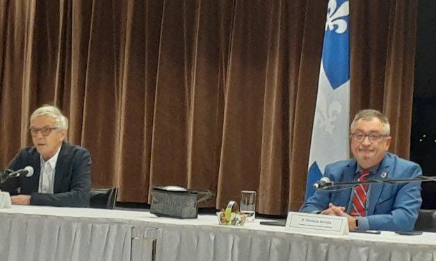 Le port du masque pourrait être obligatoire partout au Québec