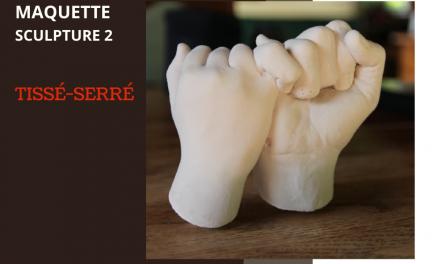 Dévoilement de la maquette de la sculpture sélectionnée par la Municipalité de Sainte-Julienne