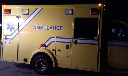 Saint-Calixte : une conductrice dans un état critique à la suite d'un accident