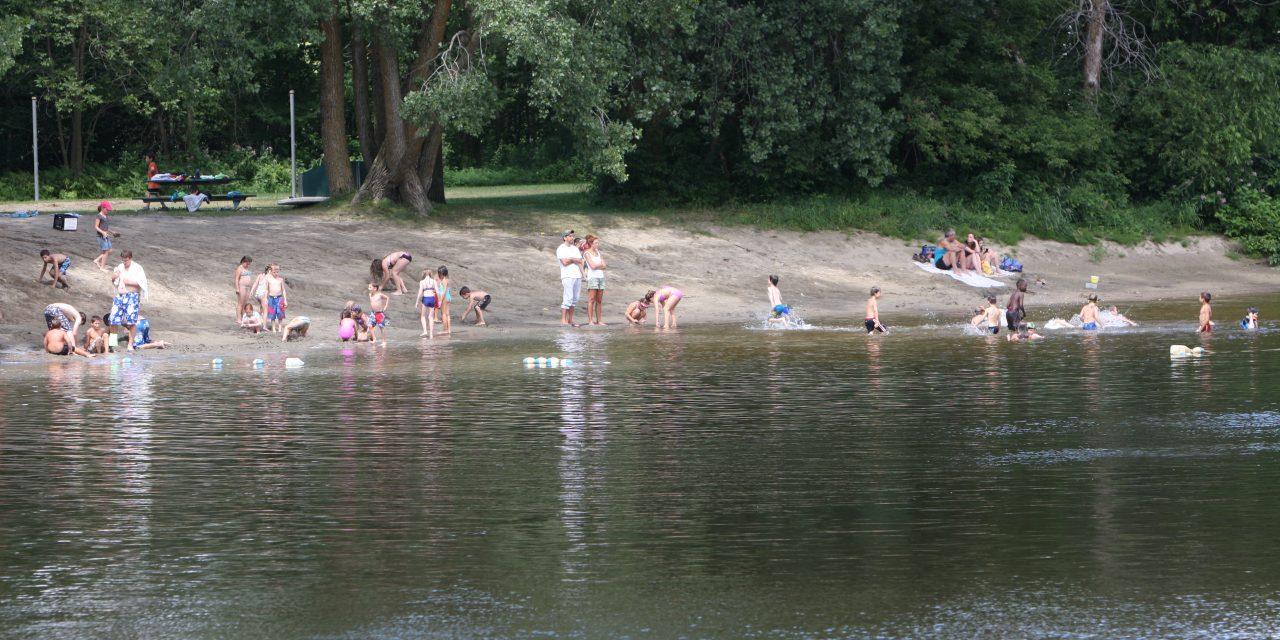 Fermeture des plages Bosco et Maria-Goretti