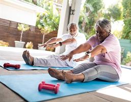 Rester actif à tout âge : une décision toujours gagnante