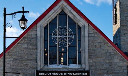 Ouverture complète de la Bibliothèque Rina-Lasnier le lundi 24 août