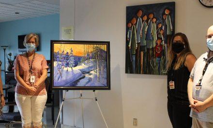 Des artistes du Nord de Lanaudière donnent pour les CHSLD du Nord de la région