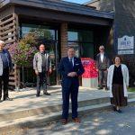 Le Canada et le Québec investissent dans les infrastructures d'eau pour assurer des services adéquats et relancer l'économie dans la circonscription provinciale de Rousseau
