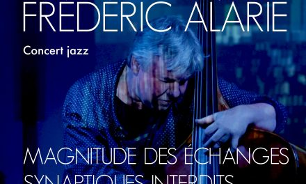 Concert du jazzman de réputation internationale Frédéric Alarie en direct sur la page Facebook de la chapelle des Cuthbert !