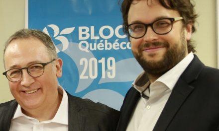 Les quatre priorités du Bloc Québécois