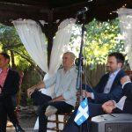 Course à la chefferie du PQ : les quatre candidats de passage dans Lanaudière