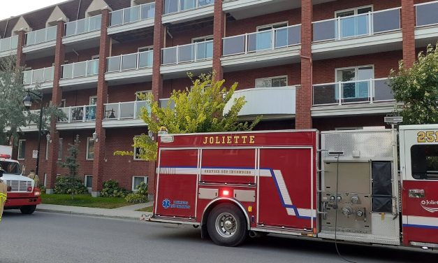 Joliette : début d'incendie dans une résidence pour aînés