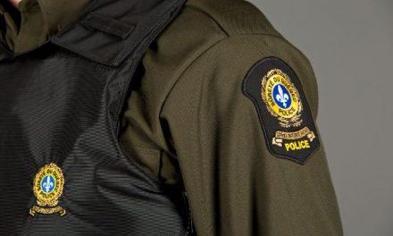 Poursuite policière à Joliette