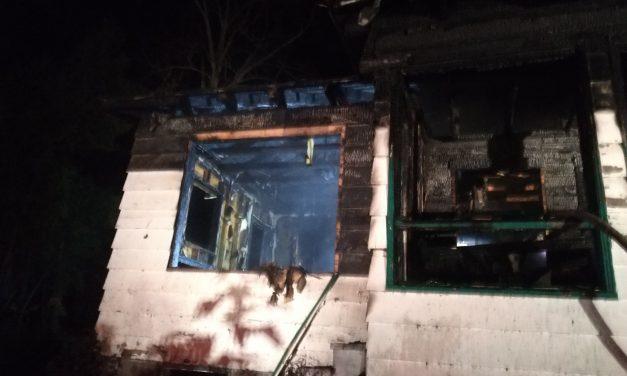 Saint-Gabriel-de-Brandon : une résidence secondaire détruite par un incendie