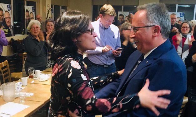 Yves Perron : déjà un an comme député de Berthier-Maskinongé